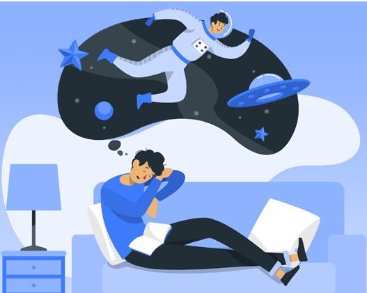 A pandemia tem afetado seus sonhos durante o sono? Compartilhe com especialistas