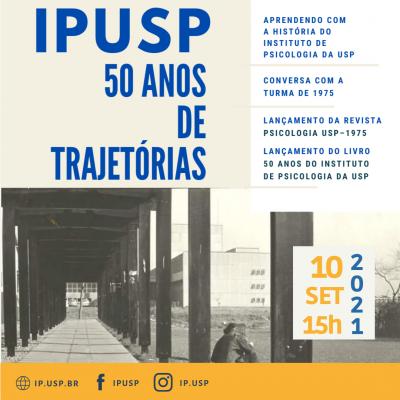 Lançamento da revista Psicologia USP: Trajetórias – turma de 1975 do IPUSP